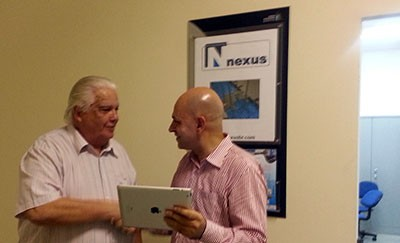 NEXUS apresenta aplicação móvel para saneamento
